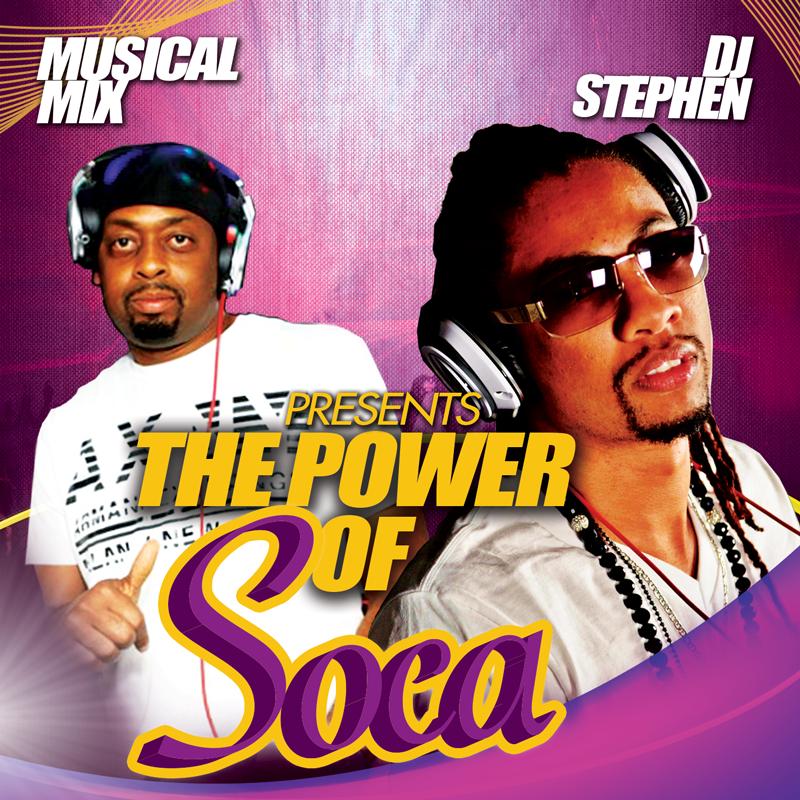 Power of Soca Ft
