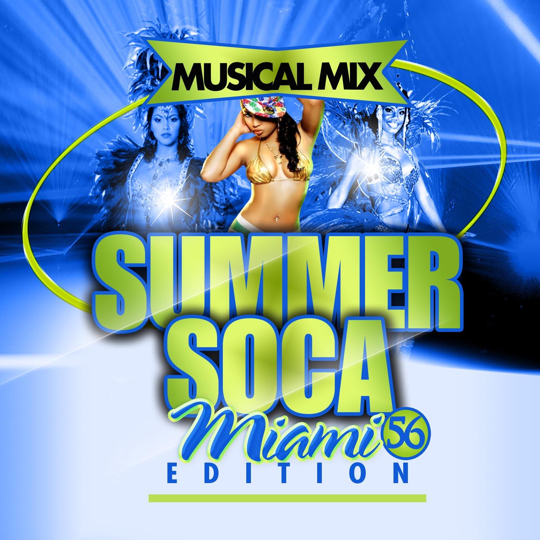 Soca 56 Summer Miami Ft