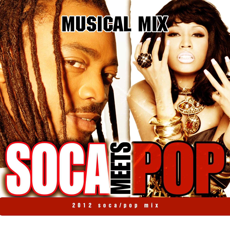Soca Meets Pop 57 Ft