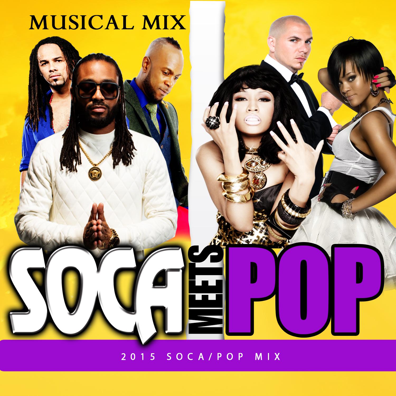 Soca Meets Pop Ft
