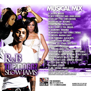 Top Doggz R&B 21 Bk